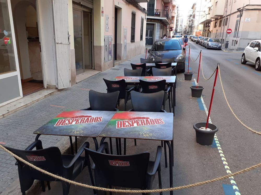 Restaurang/Bar att hyra i Palma de Mallorca - 913 € (Ref: 5446131)