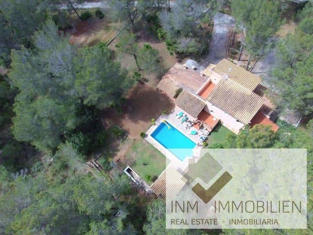 5 slaapkamer Finca/Landhuis te huur in Algaida met zwembad - € 3.000 (Ref: 5492390)