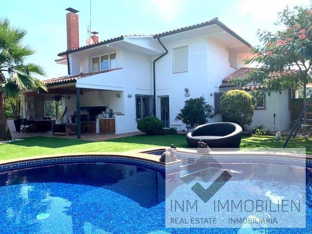 8 sypialnia Dom na sprzedaż w Cervello z basenem - 550 000 € (Ref: 5747895)