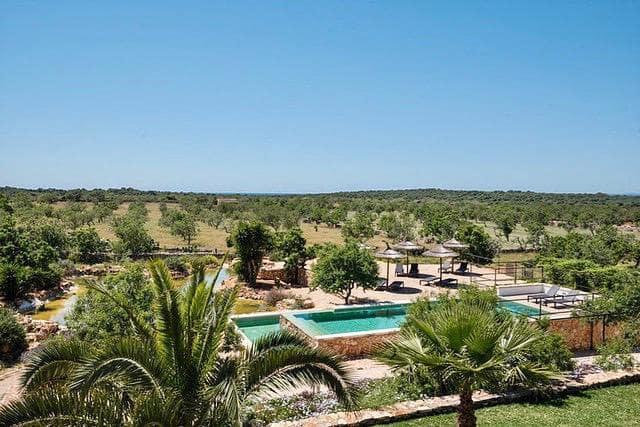 7 sypialnia Finka/Dom wiejski do wynajęcia w Ses Salines z basenem - 5 800 € (Ref: 5920273)