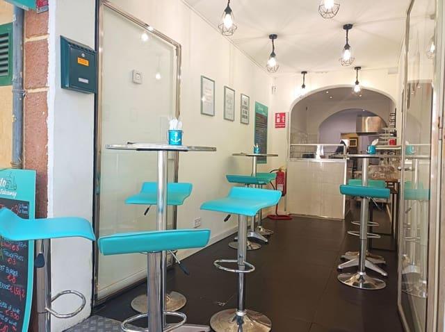 Restauracja lub bar do wynajęcia w Palma de Mallorca - 510 € (Ref: 6314010)