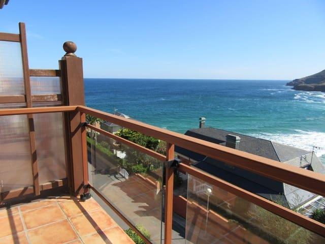 5 sypialnia Dom na sprzedaż w Ajo z basenem garażem - 410 000 € (Ref: 3668555)