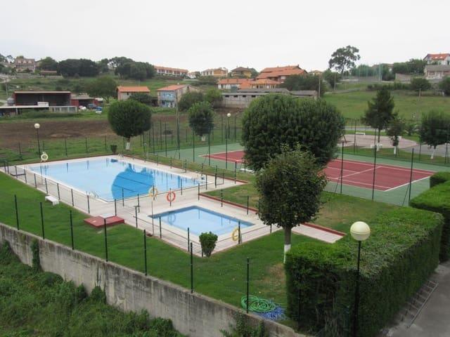 2 Zimmer Apartment zu verkaufen in Ajo mit Pool - 95.000 € (Ref: 3668649)