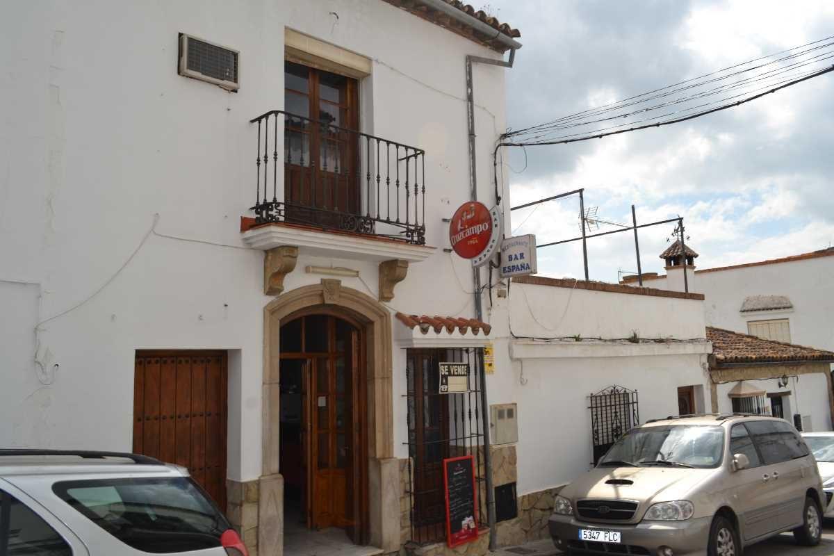 3 chambre Restaurant/Bar à vendre à Jimena de la Frontera - 343 000 € (Ref: 4023428)