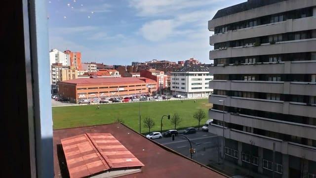 4 quarto Apartamento para venda em Gijon - 162 000 € (Ref: 3694776)