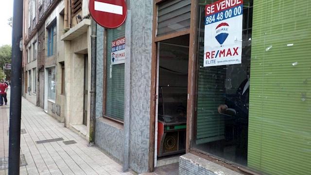 Commerciale in vendita in Gijon - 39.900 € (Rif: 3956221)