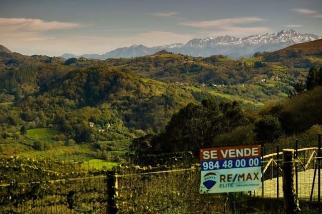 Teren niezagospodarowany na sprzedaż w Cabranes - 32 000 € (Ref: 4073570)