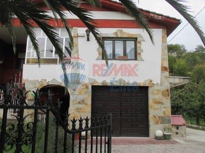 Chalet de 3 habitaciones en Laviana en venta con piscina garaje - 214.000 € (Ref: 4684813)