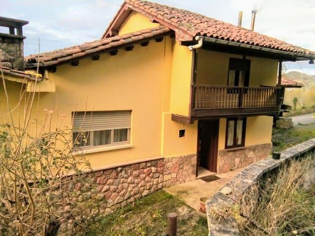 4 chambre Finca/Maison de Campagne à vendre à Ribera de Arriba avec garage - 96 000 € (Ref: 4973789)