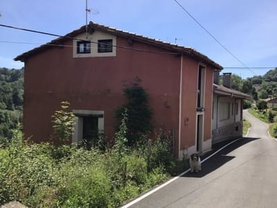 2 chambre Finca/Maison de Campagne à vendre à Cabranes - 58 000 € (Ref: 5305193)