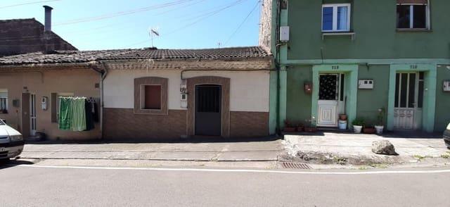 Casa de 1 habitación en Gijón en venta - 49.500 € (Ref: 5322677)