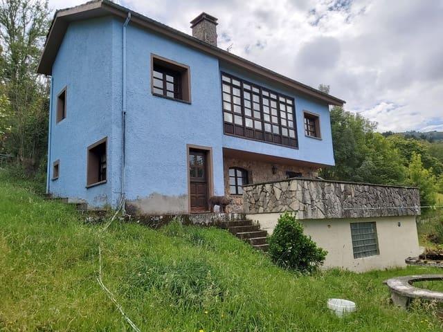 3 quarto Quinta/Casa Rural para venda em Nava com garagem - 220 000 € (Ref: 5521113)