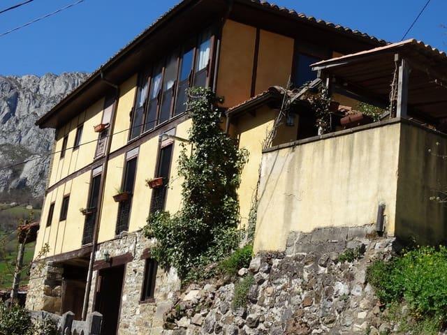 4 sovrum Finca/Hus på landet till salu i Caso med garage - 109 000 € (Ref: 5555369)
