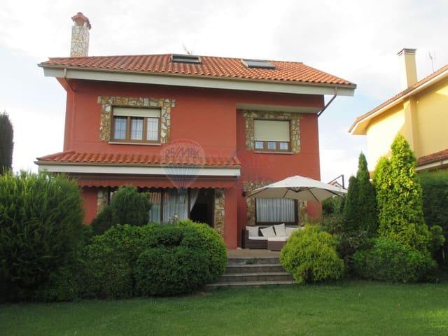 5 soverom Villa til leie i Gijon med garasje - € 1 600 (Ref: 5620376)