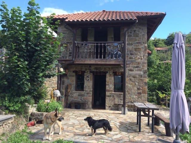 3 soveværelse Finca/Landehus til salg i Sobrescobio - € 229.000 (Ref: 5692034)