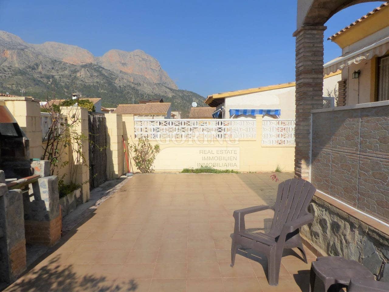 Chalet de 3 habitaciones en Polop en venta con piscina garaje - 133.000 € (Ref: 4620935)