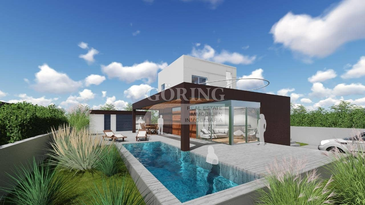 Chalet de 3 habitaciones en Polop en venta con piscina garaje - 269.000 € (Ref: 4623180)