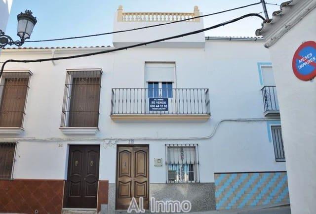 3 chambre Maison de Ville à vendre à Pruna avec garage - 99 500 € (Ref: 5750012)