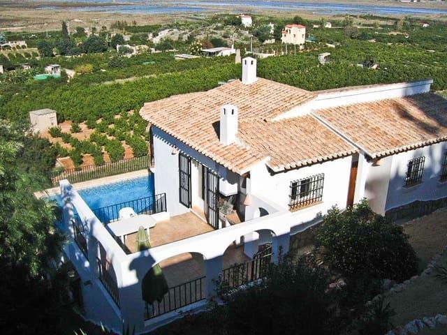 4 sypialnia Willa na sprzedaż w Monte Pego z basenem garażem - 385 000 € (Ref: 5341983)