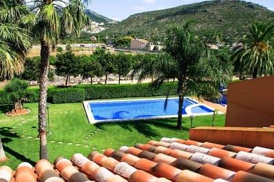 4 slaapkamer Villa te huur in La Xara met zwembad garage - € 900 (Ref: 5357098)