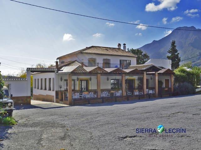 9 Zimmer Hotel zu verkaufen in Alora mit Pool - 799.000 € (Ref: 5033934)