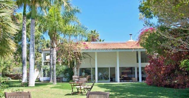 10 camera da letto Finca/Casa di Campagna in vendita in Monte Leon con piscina garage - 6.900.000 € (Rif: 4413340)