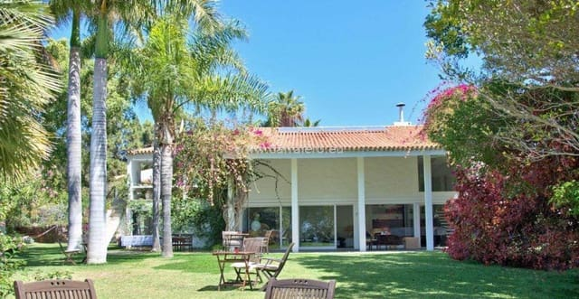 10 soveværelse Finca/Landehus til salg i Monte Leon med swimmingpool garage - € 6.900.000 (Ref: 4413340)