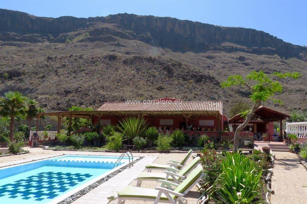 Finca/Casa Rural de 5 habitaciones en Maspalomas en venta con piscina garaje - 1.200.000 € (Ref: 4419017)