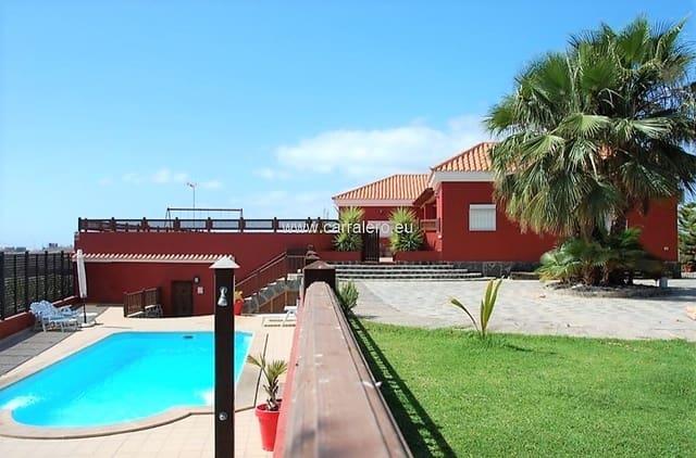9 chambre Finca/Maison de Campagne à vendre à Maspalomas avec piscine garage - 1 900 000 € (Ref: 4422602)