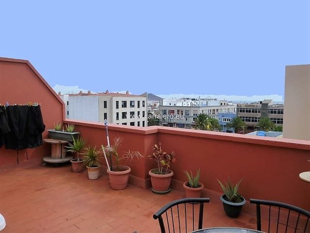 3 sypialnia Penthouse na sprzedaż w Vecindario z garażem - 180 000 € (Ref: 4709080)
