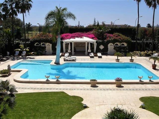 8 sovrum Villa till salu i Maspalomas med pool garage - 8 500 000 € (Ref: 4893403)