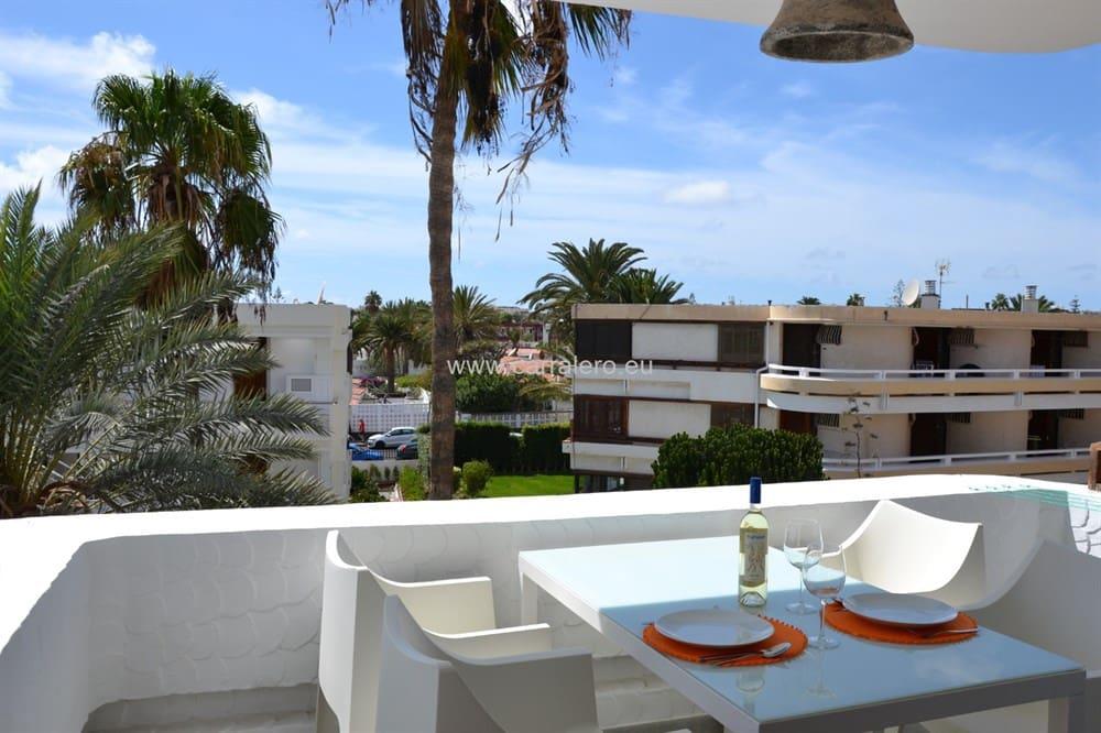 1 sovrum Lägenhet att hyra i Playa del Ingles med pool - 850 € (Ref: 5029535)