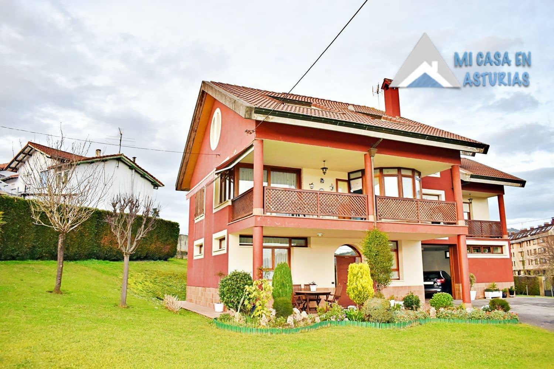 4 bedroom Villa for rent in Oviedo with garage - € 1,300 (Ref: 4650953)