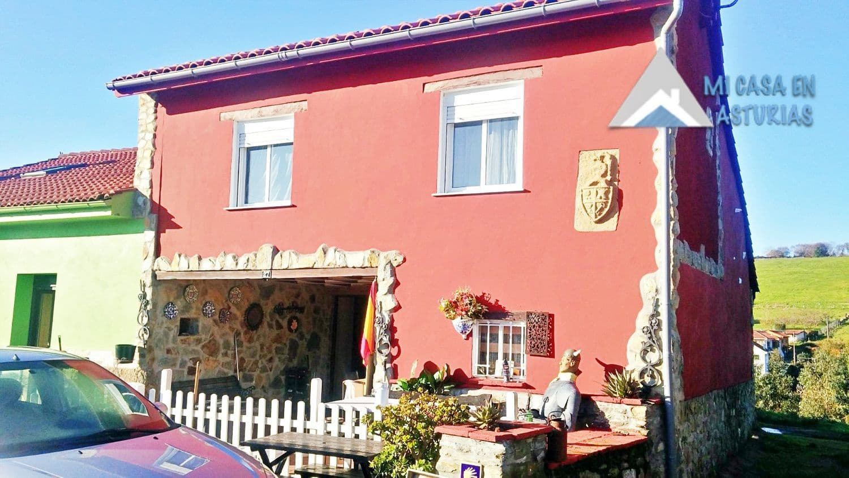 3 slaapkamer Villa te huur in Muros de Nalon met garage - € 790 (Ref: 5294402)