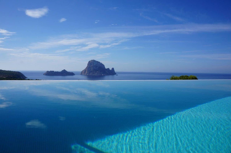 3 soveværelse Byhus til leje i San Jose / Sant Josep de Sa Talaia med swimmingpool garage - € 8.000 (Ref: 5995301)