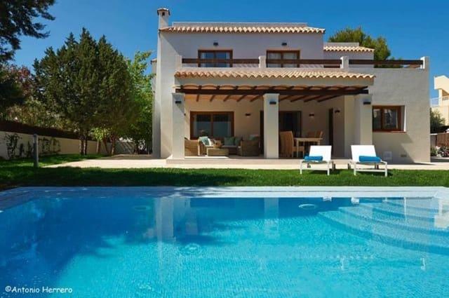 4 quarto Moradia para arrendar em San Jose / Sant Josep de Sa Talaia com piscina garagem - 6 000 € (Ref: 6137105)