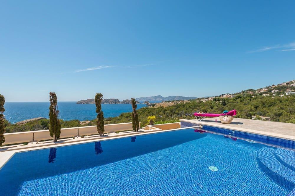 2 soveværelse Penthouse til leje i Santa Ponsa med swimmingpool - € 5.000 (Ref: 5545224)