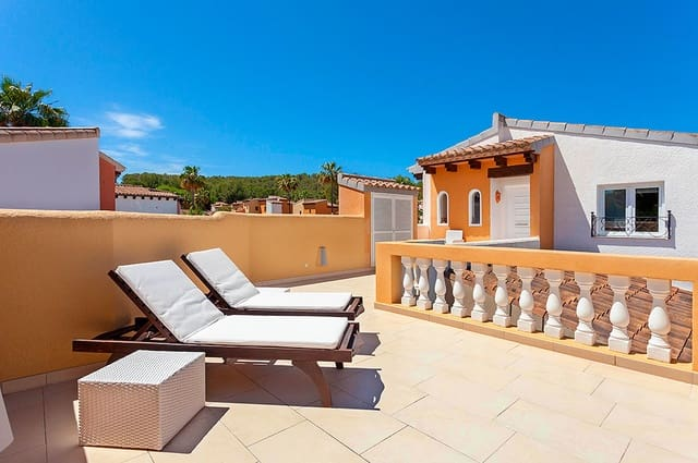 3 Zimmer Bungalow zu verkaufen in Santa Ponsa mit Pool - 1.080.000 € (Ref: 5545349)