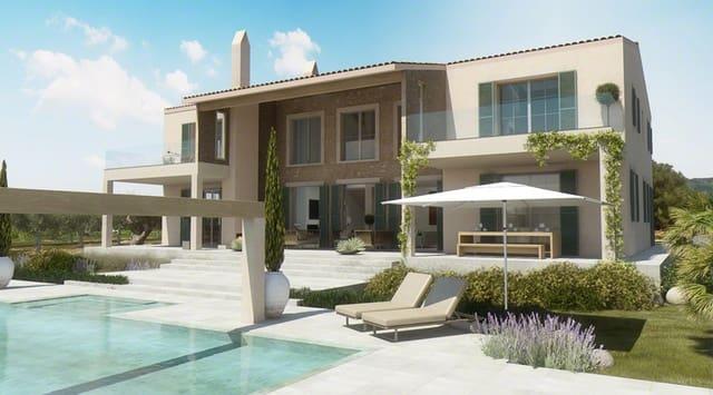 5 Zimmer Finca/Landgut zu verkaufen in Es Llombards mit Pool - 2.890.000 € (Ref: 5545423)