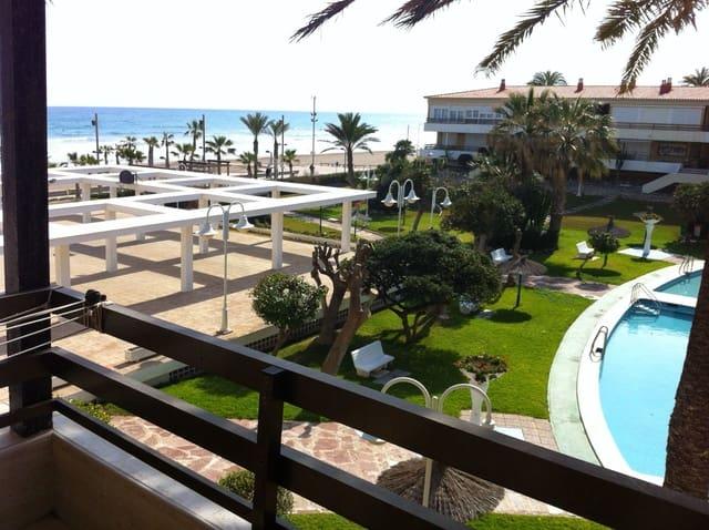 3 sypialnia Bungalow do wynajęcia w Cabo de las Huertas z basenem garażem - 1 200 € (Ref: 5926018)