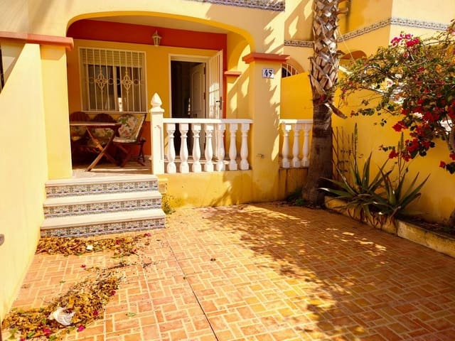 2 bedroom Townhouse for rent in Orihuela Costa with pool - € 500 (Ref: 6027069)