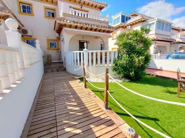 3 makuuhuone Huvila vuokrattavana paikassa Orihuela Costa mukana uima-altaan - 900 € (Ref: 6068305)