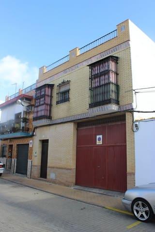 4 soveværelse Byhus til salg i Sevilla by med garage - € 130.000 (Ref: 5973466)