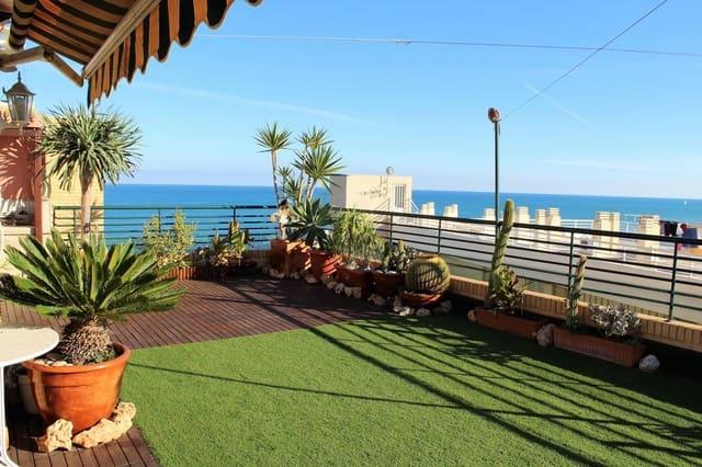 3 Zimmer Penthouse zu verkaufen in El Campello mit Pool - 695.000 € (Ref: 4167620)