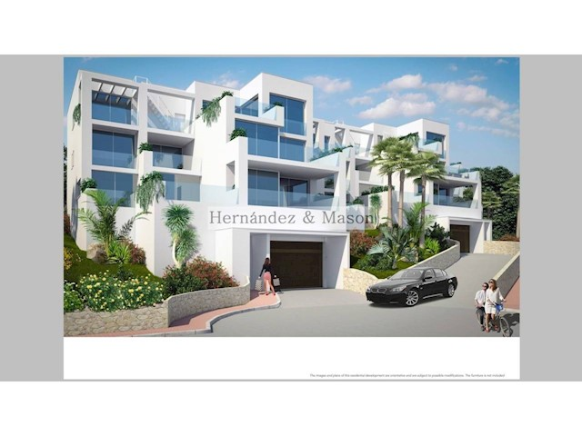 22d1d2b0727a 2 bedroom Flat for sale in Torrequebrada with pool garage - € 306