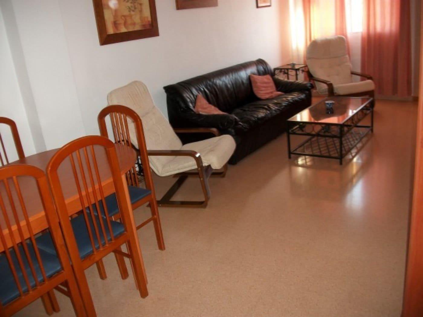 3 sovrum Lägenhet att hyra i Monovar / Monover med garage - 375 € (Ref: 4051275)