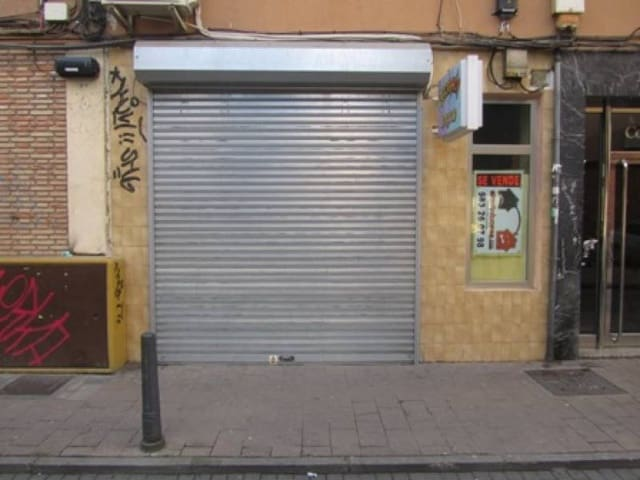 Commercial for sale in Valladolid city - € 80,000 (Ref: 3697721)