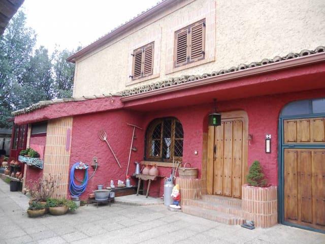5 sovrum Finca/Hus på landet till salu i Fuensaldana med garage - 383 000 € (Ref: 3697736)