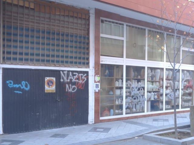 Erhverv til leje i Valladolid by - € 450 (Ref: 4302102)