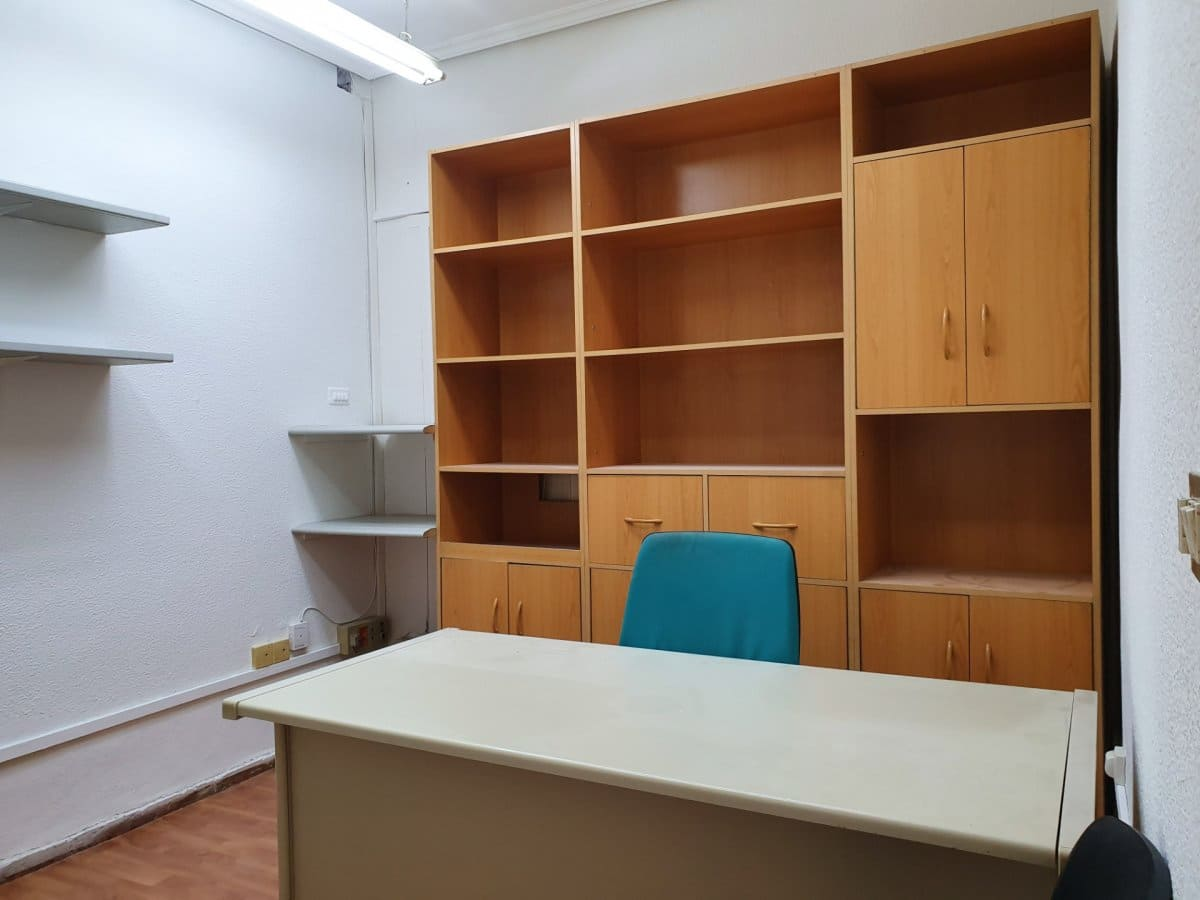 Commercial for rent in Valladolid city - € 490 (Ref: 4995008)